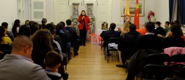 Consulado de Colombia en Beijing